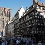Štrasburk - historické centrum