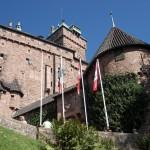 pevnost Haut Koenigsbourg
