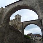 Vezelay - basilika Ste-Madeleine