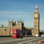 Londyn - parlament