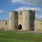 hradby Aigues du Mortes