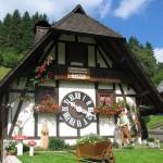 Schonach - obec kukackovych hodin