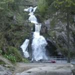 vodopady Triberg