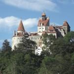 Drakuluv hrad  Bran