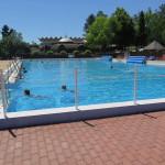Lazne - venkovni plavecky bazen