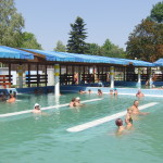 Lazne  - venkovni lecive bazeny
