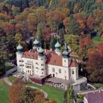 zamek Artstetten