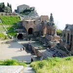 Taormina - amfiteatr