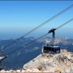 lanovka na Zugspitze