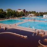 Hajduszoboszlo - venkovni bazeny