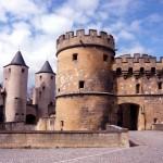 Metz - vstupní brána