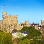 královský zámek Windsor
