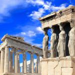 Atheny - akropole