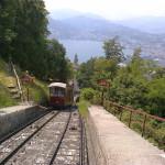 Lugano - vyjezd na Monte Bre