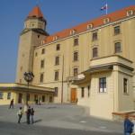 Bratislava - hradni nadvori