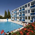 hotel Plavi - bazén