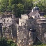 skalni hrad Sloup