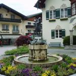 St. Gilgen - město A. Mozarta